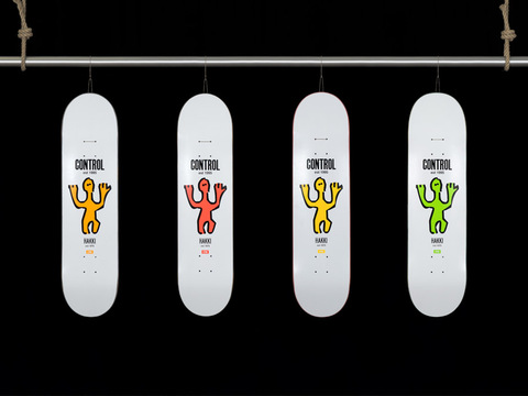 CTRL HAKKI ANNIVERSARY BOARDS NOW IN STORE !
