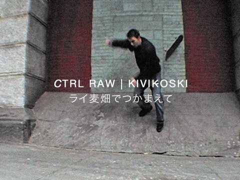20 years of CTRL RAW FOOTAGE @projektipaalla